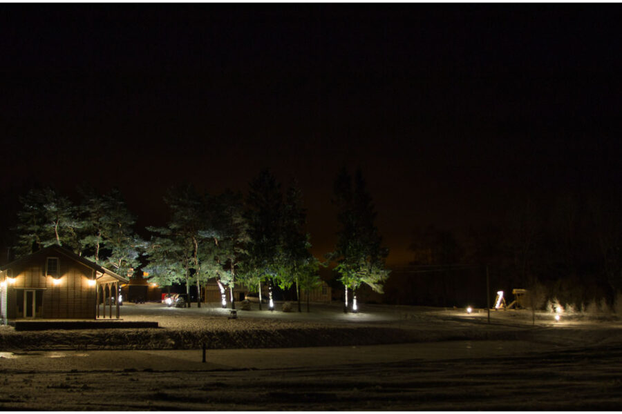 Naktis Gorainiuose